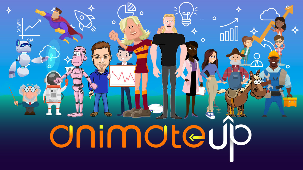 animation services, Huddersfield West Yorkshire