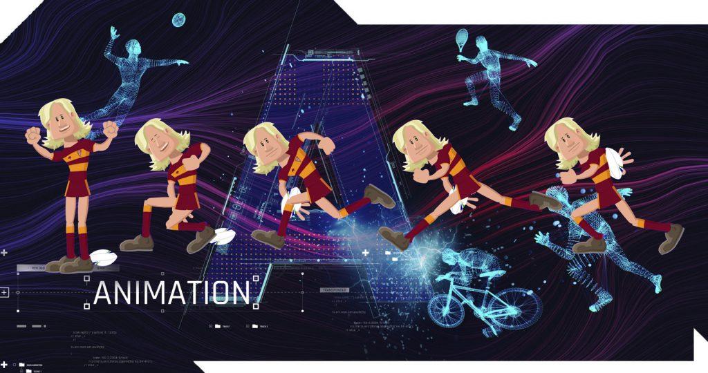 animate up animation huddersfield